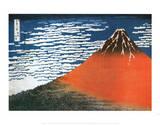 Mt. Fuji Prints by Katsushika Hokusai