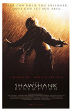 The Shawshank Redemption Movie Standing in Rain Poster Print Masterprint