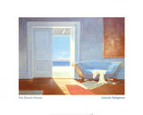 The Beach House Prints by Lincoln Seligman
