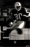 Oakland Raiders Jerry Rice Sports Poster Print Print
