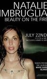 Natalie Imbruglia (Beauty On The Fire - Promo) Huge Original Music Poster Prints