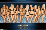 Maxim Hometown Hotties Sexy Photo Poster Prints