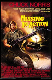 Missing In Action Movie (Chuck Norris) Poster Print Poster
