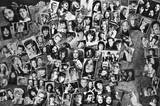 History of Rock & Roll (Collage) Music Poster Print Lámina