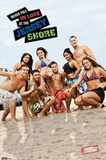 Jersey Shore (Group) TV Poster Print Prints
