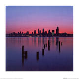 Seattle Sunrise Prints