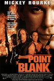 Point Blank Movie Mickey Rourke Original Poster Print Poster