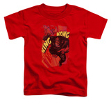 Toddler: King Kong - Plane Grab Shirts