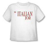 Toddler: Italian Job - Logo T-Shirt