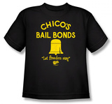 Toddler: The Bad News Bears - Chico's Bail Bonds T-shirts