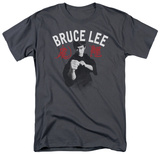 Bruce Lee - Ready to Fight T-shirts