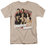 Criminal Minds - Solution Lies Within T-shirts