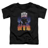 Toddler: Iron Giant - Poster T-Shirts