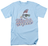 Major League - Distressed Logo T-shirts