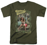 Weeds - Going Green T-shirts