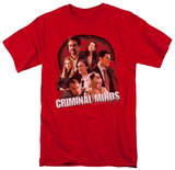 Criminal Minds - Brain Trust T-shirts