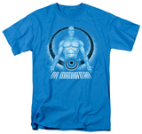 Watchmen - Dr Manhatten T-shirts