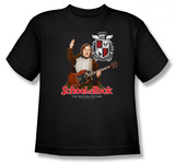 Toddler: School of Rock - The Teacher is In T-shirts