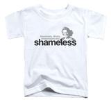 Toddler: Shameless - Logo Shirt