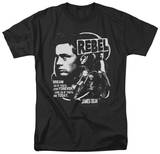 James Dean - Rebel Cover T-shirts