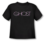 Toddler: Ghost - Logo T-shirts