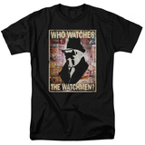 Watchmen - Who Watches T-shirts