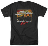 Beverly Hills Cop - Banana in My Tailpipe T-shirts