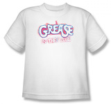 Toddler: Grease - Grease is the Word T-shirts