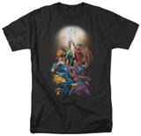 DC Comics New 52 - GL New Guardians 1 T-shirts