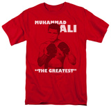 Muhammad Ali - Ready to Fight T-shirts