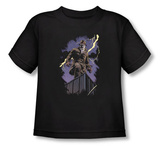 Toddler: Watchmen - Rorschach Night Shirt