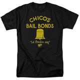 The Bad News Bears - Chico's Bail Bonds T-shirts