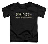 Toddler: Fringe - Fringe Logo Shirts