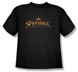 Youth: The Spiderwick Chronicles - Logo T-shirts