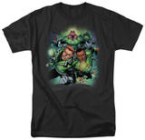 DC Comics New 52 - Green Lanterns Corps #1 T-shirts