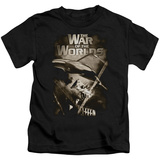 Youth: The War of The Worlds - Death Rays T-shirts