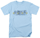 The Amazing Race - In the Clouds T-Shirt