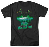 The War of The Worlds - Global Attack T-shirts