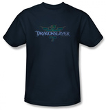 Dragonslayer - Crest T-shirts