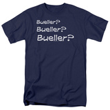 Ferris Bueller's Day Off - Bueller T-Shirt