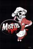 Misfits (Waitress) Music Poster Print Prints