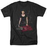 NCIS - Goth Crime Fighter T-shirts