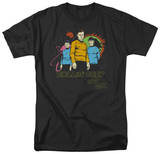 Star Trek - Rollin' Deep Shirts