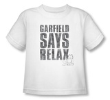 Toddler: Garfield - Relax Shirts