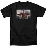 The Tudors - The Final Seduction T-shirts