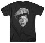 The Andy Giffith Show - Barney Head T-shirts