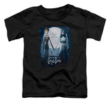 Toddler: Corpse Bride - Poster T-shirts