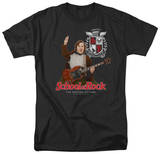 School of Rock - The Teacher is In T-shirts