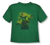 Toddler: Justice League - Spray Scetch League T-shirts