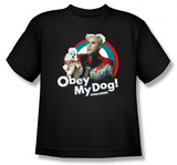 Toddler: Zoolander - Obey My Dog T-Shirt